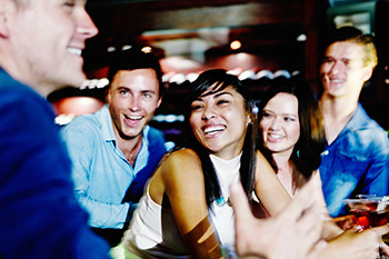 How to control spending when out with friends