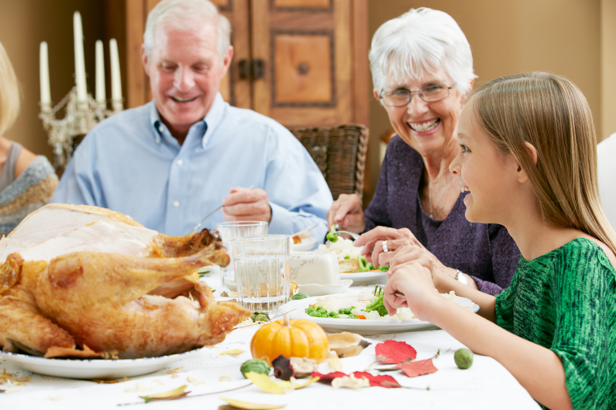 Why This is the Thanksgiving to Talk About Money