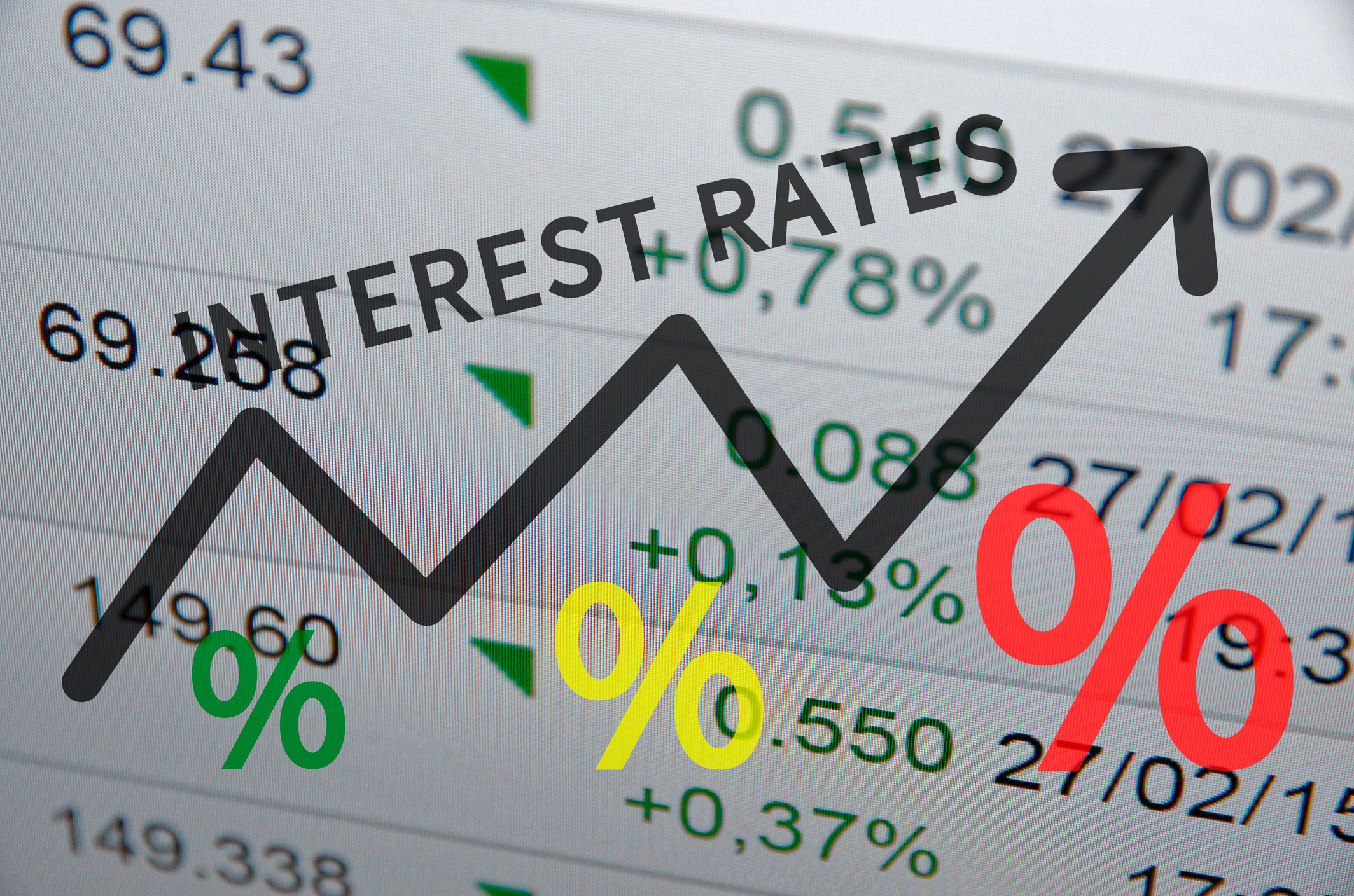 Why Do Lending Interest Rates Vary So Widely?